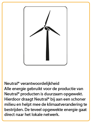 neutral certificaat responsibel
